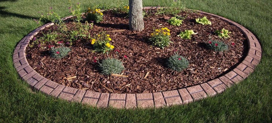 Fort Wayne Decorative Curbing Concrete Curbing And